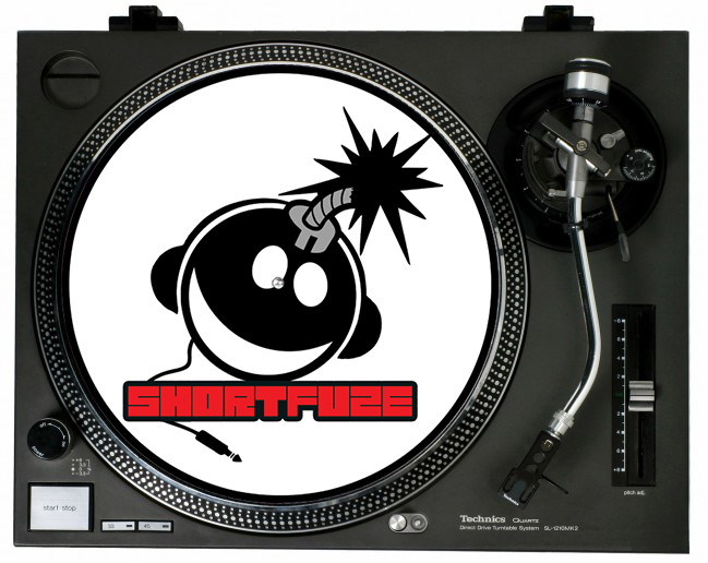 DJ ShortFuze Slipmat now available